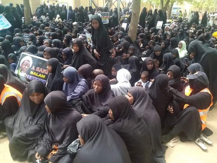 katsina rally free sheikh zakzaky