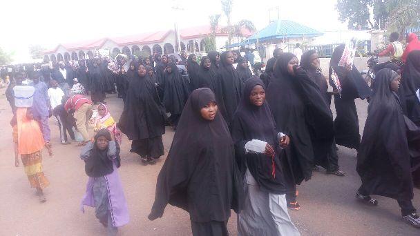 lafia protest free sheikh zakzaky