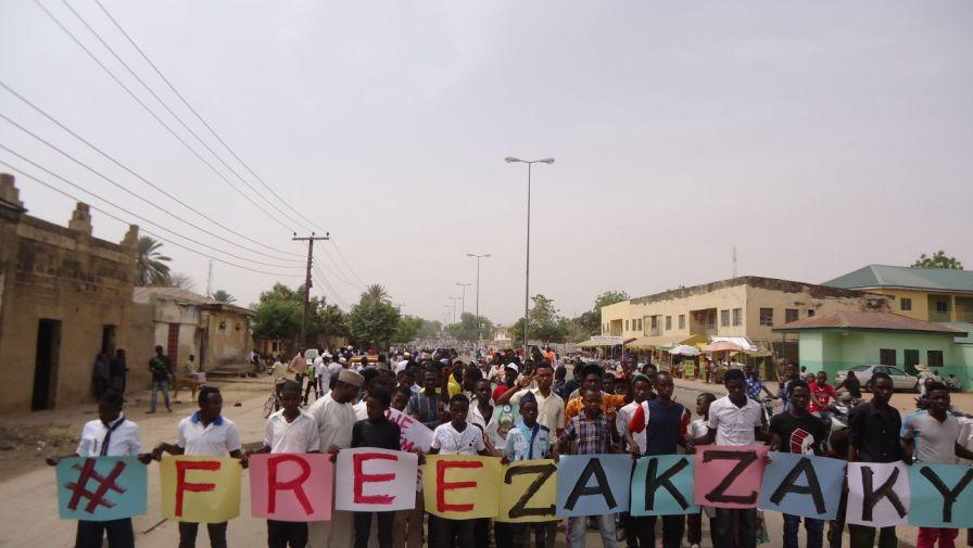afim protest