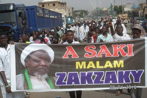 free zakzaky in kano