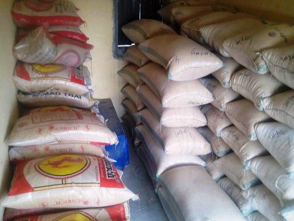 food distributions in gyalleshu