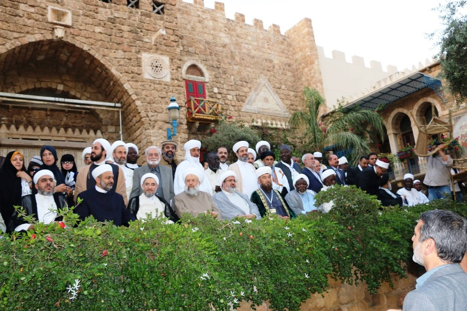 moqawama conference in lebanon