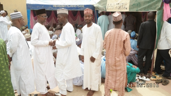 muhammad zakzaky wedding