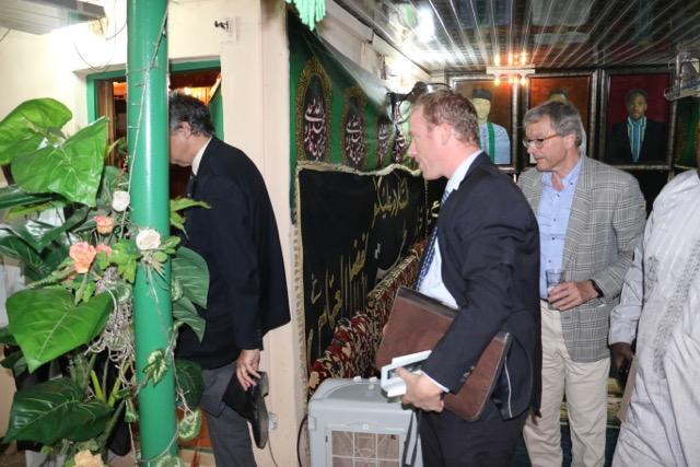 Swiss Envoy vist Zakzaky