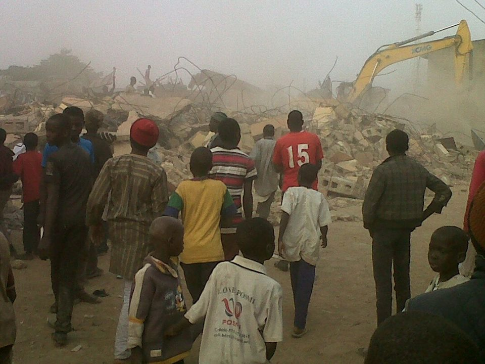 properties demolished