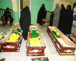 funeral ahmad zakzaky