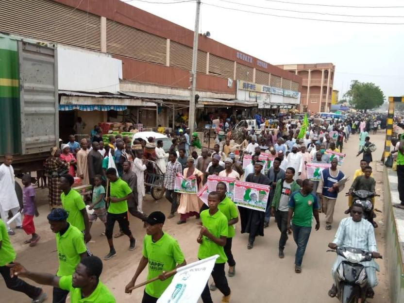 blasphemy against the prophet condemned in nigeria  11th sept 2020