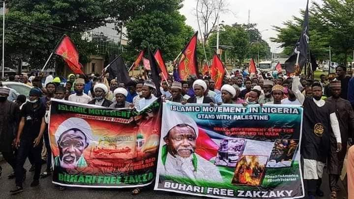 free zakzaky staged on wed 9 sept 2020 in abuja