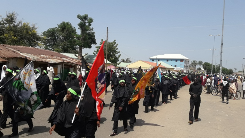 ashura 1439 peaceful procession bauchi on 10th muharram