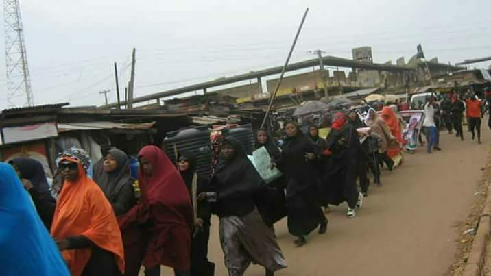 ashura 1439 peaceful procession in jos on 10th muharram
