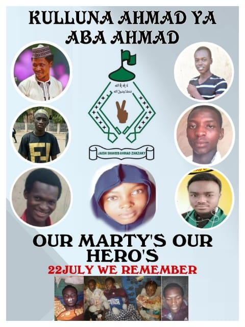 protest killed in abuja on   22nd july 2019
