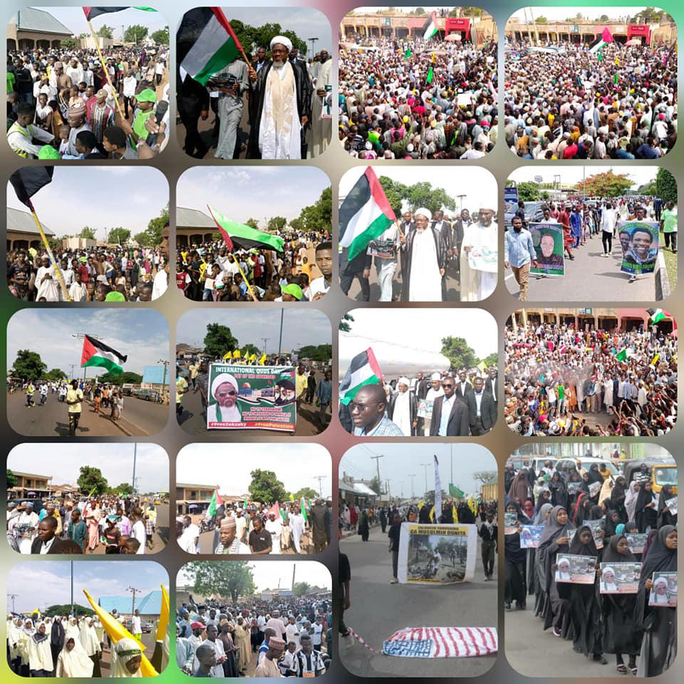 intl quds day in nigeria on fri 7th may 2021