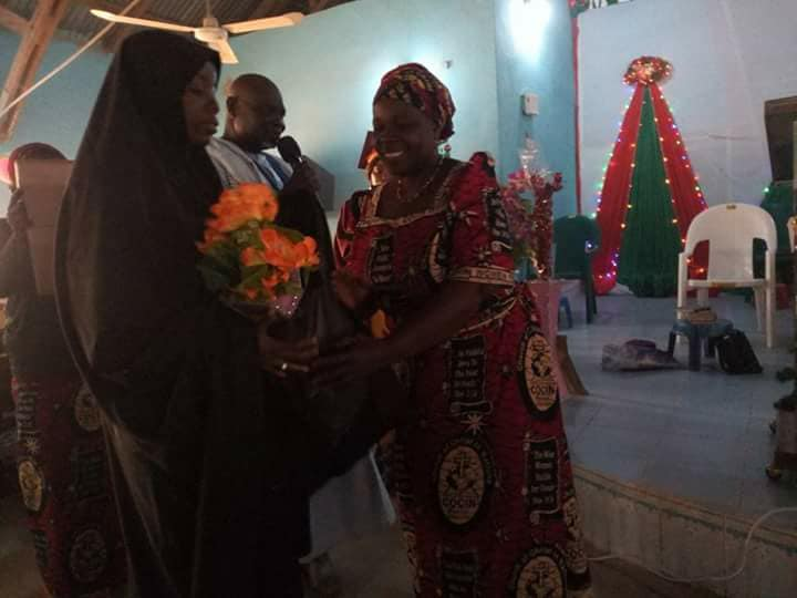 brothers celebrates with xtians on 25 dec