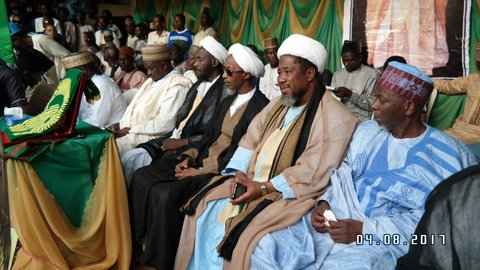 imam ridha birthday in kano 2017 day 2