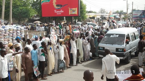 arrogant powers condemned in Kano