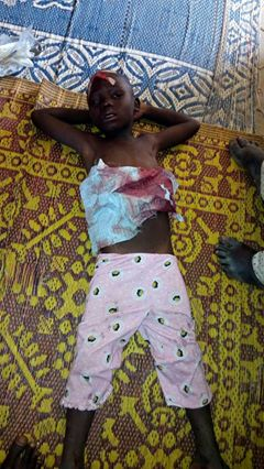 injured in mariri, lere lga