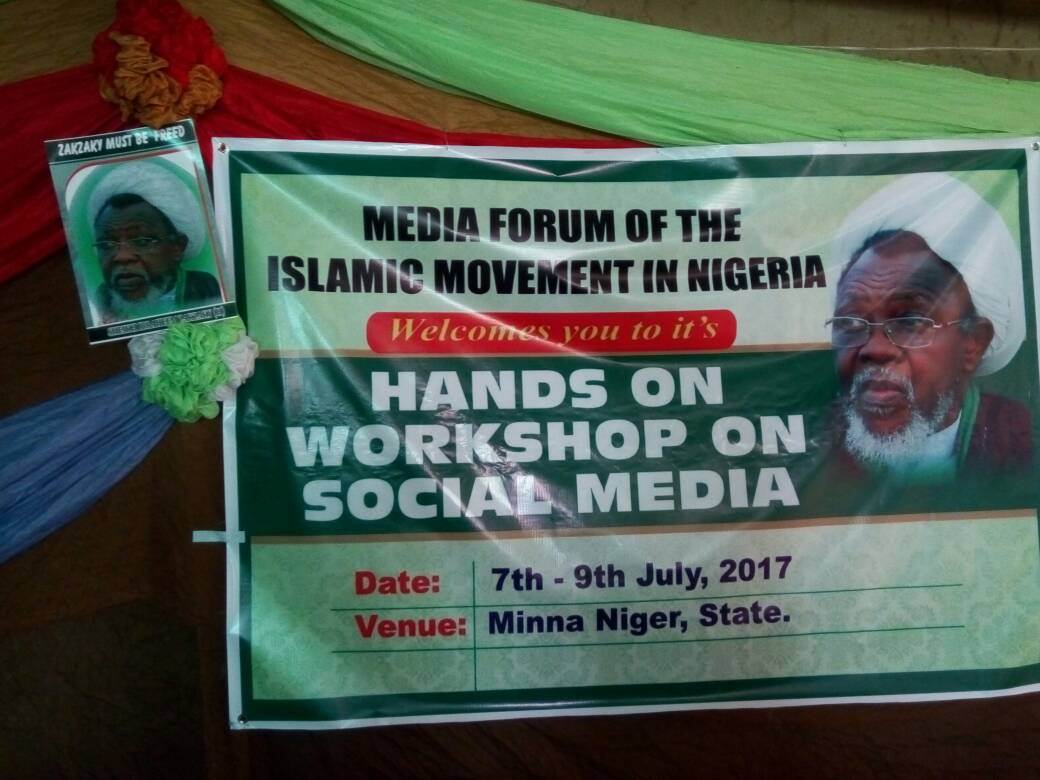 workshop on social media in minna