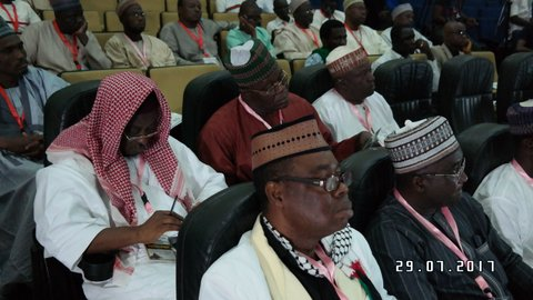 3rd intl quds conference abuja 2017