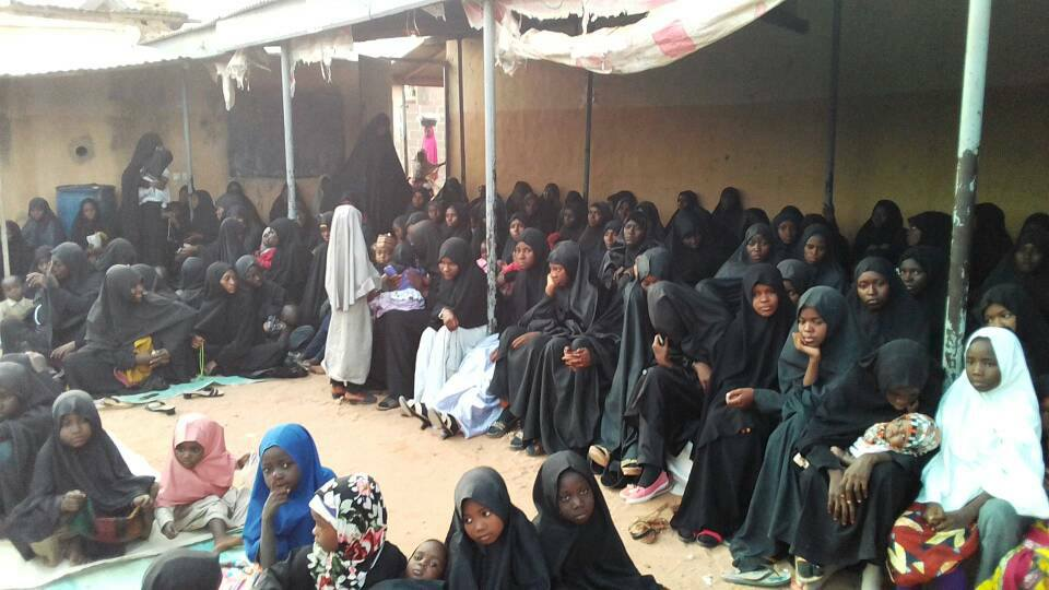 arbaeen gathering in gombe