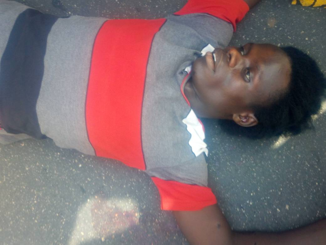 Bako Gano killed by Police in kano during arbaeen trek
