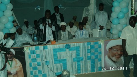 sheikh Turi at 57 marked in kano