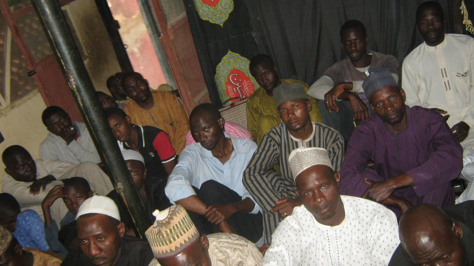 commemoration of demise of the prophet in jos