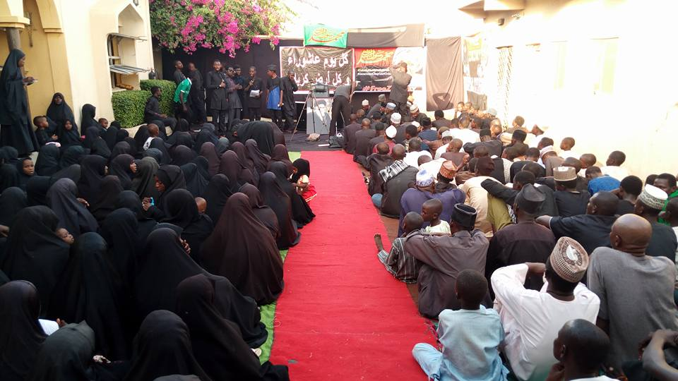 commemoration of demise of the prophet in katsina
