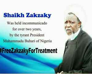 zakzaky needs treatment
