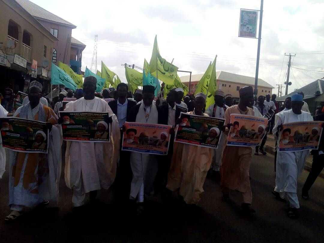 quds day in gombe